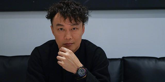 陈奕迅回归DUO录音活动