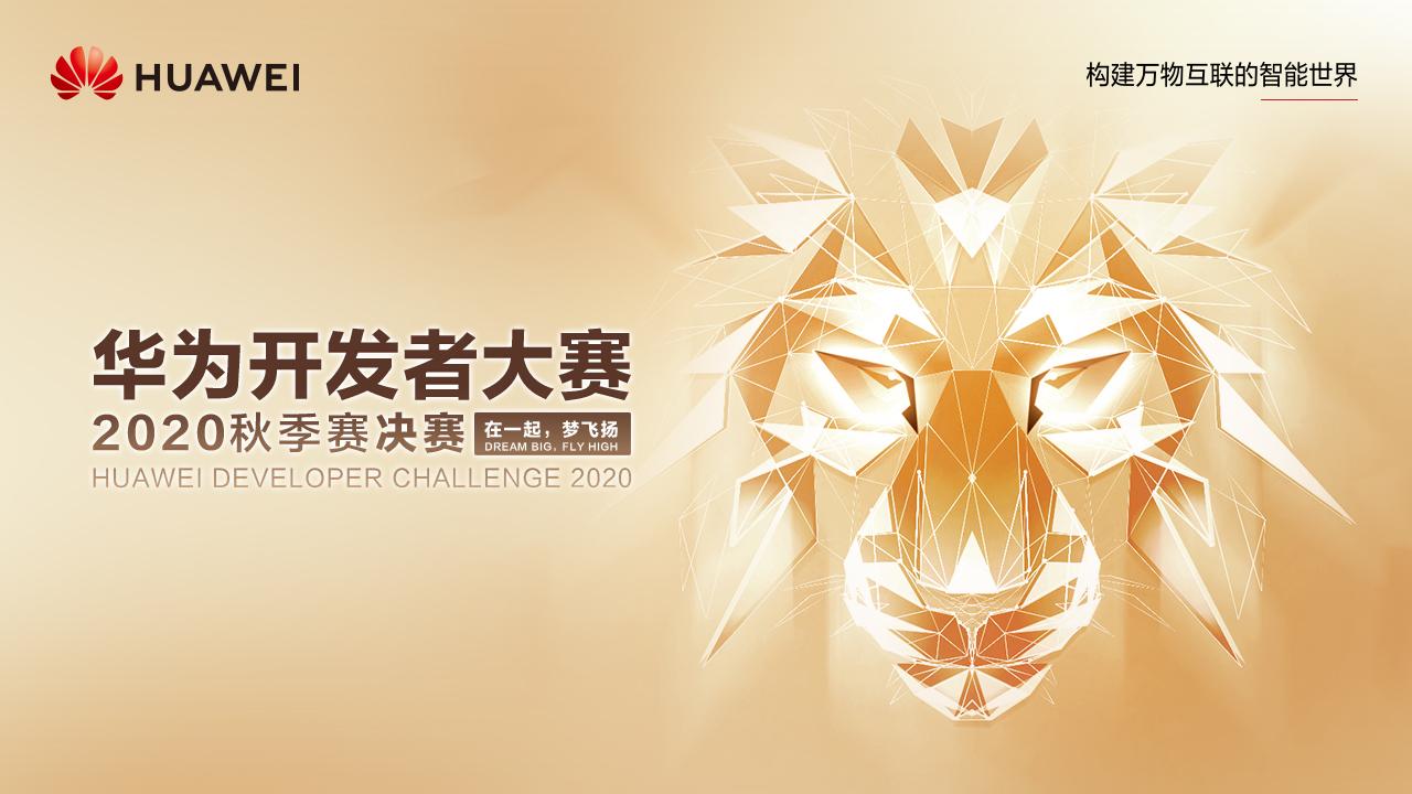 华为开发者大赛2020秋季赛决赛 量子计算软件创新大赛