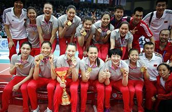 亚锦赛女排时隔4年夺冠
