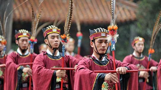 2016国际孔子文化节今晚开幕 祭孔大典将重现传统魅力