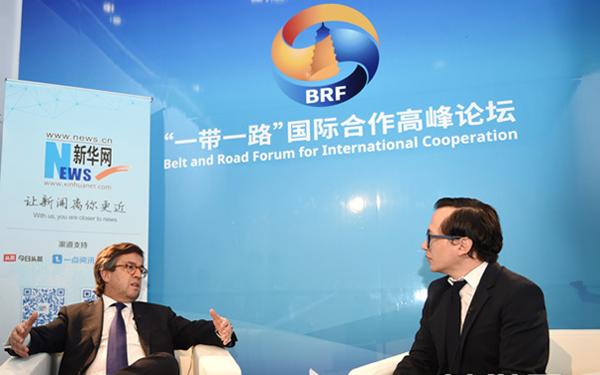 """美洲开发银行行长:""""一带一路""""倡议将有力推动中拉合作"""