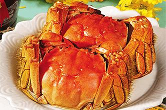 螃蟹需要一滴香油