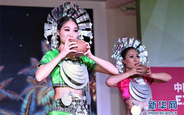 海南:阿斯塔纳世博会中国馆举办海南活动日