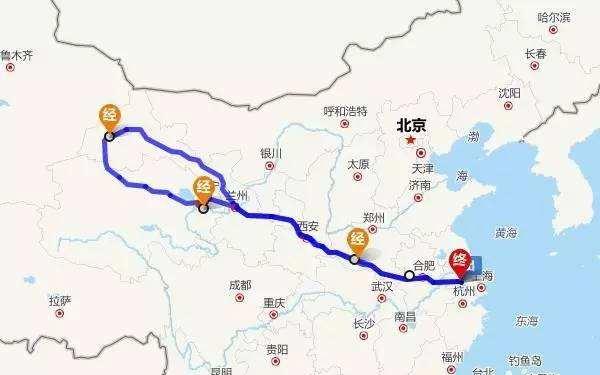 """全国台联组织两岸记者走进陕甘青考察""""一带一路"""""""